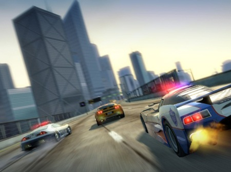 Burnout Paradise : The Ultimate Box - Racing Game for Cyber ExerCycle